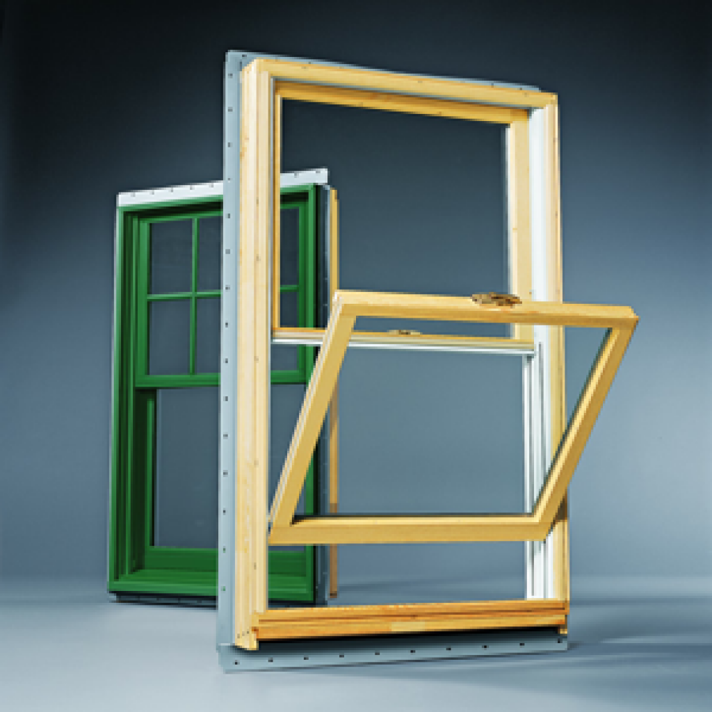 400 SERIES TILT-WASH DOUBLE-HUNG WINDOW
