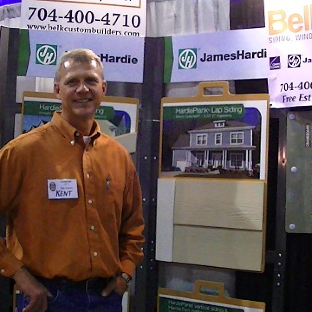 Belk Builders homeshow