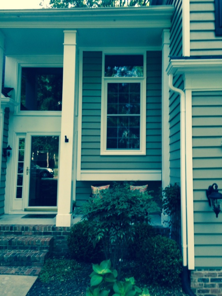 Hunterville window replacement by Belk Builders