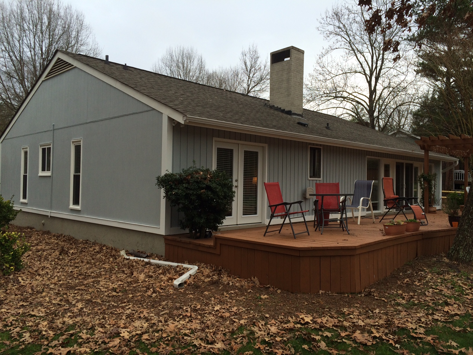 Belk Builders Completes A Siding Replacement In South