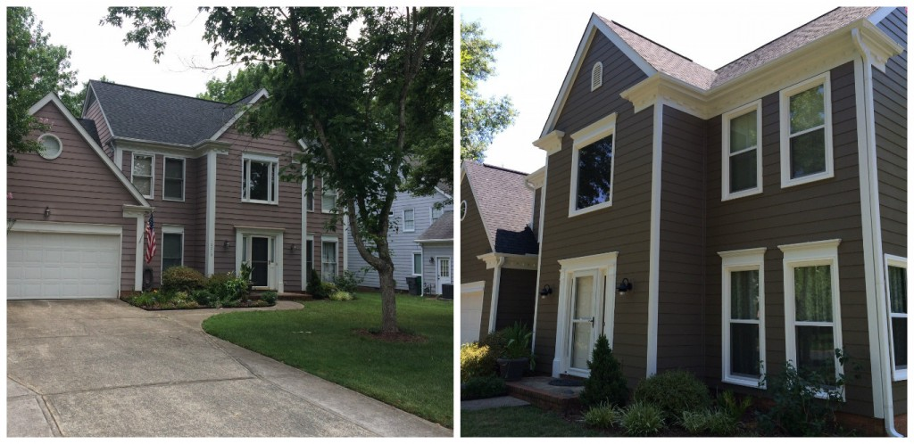 Before and After Siding and Windows #2