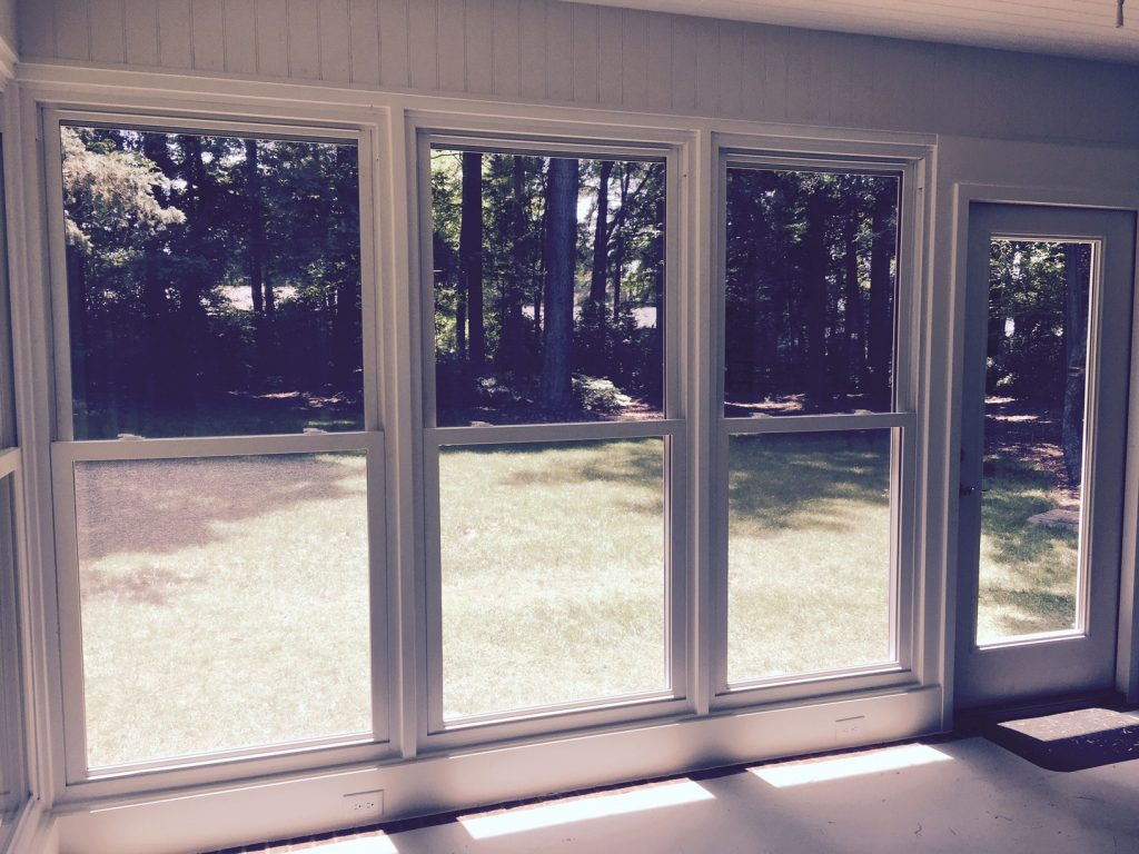 Belk Builders Screened Porch To Sunroom Tranformation In