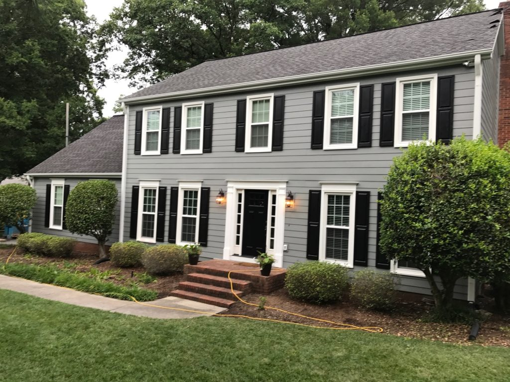 South Charlotte Window and Siding Replacement