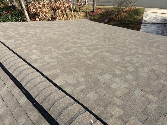 Charlotte roof replacement by Belk Builders