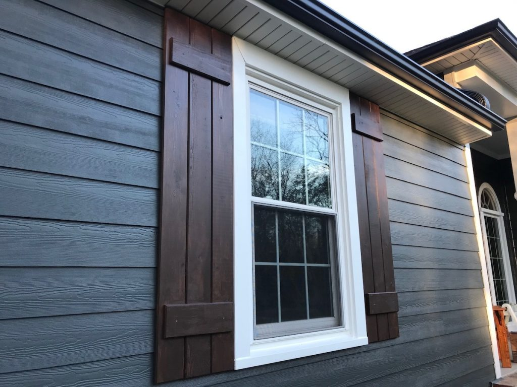 HardiePlank replacement siding contractor Concord NC