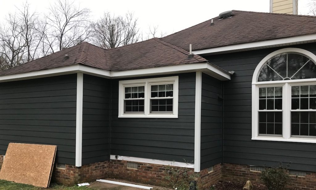 HardiePlank siding installer Concord NC