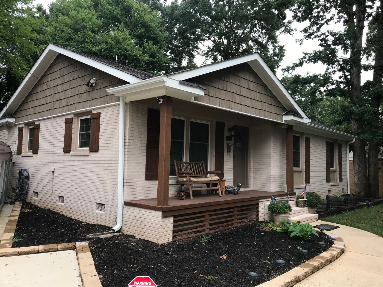 Charlotte Vinyl Cedar Look Shingle And Shake Siding Installer