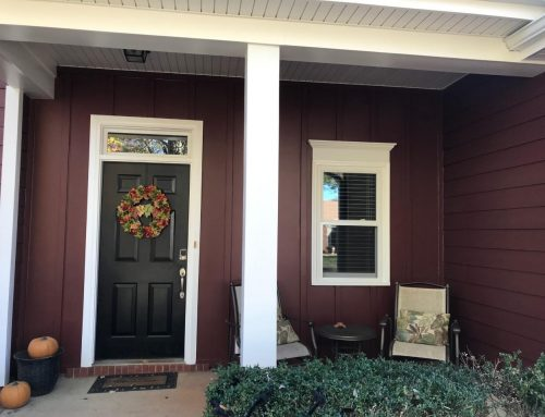 Charlotte Homeowners Rave on Countrylane Red HardiePlank® Siding