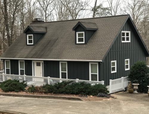 Baden Lake Home Gets Total Exterior Revamp: New HardiePlank® Siding and Simonton Windows and Patio Doors Make an Impact