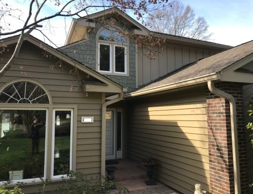 Lake Norman Home Gets a Metamorphosis with New HardiePlank® Siding