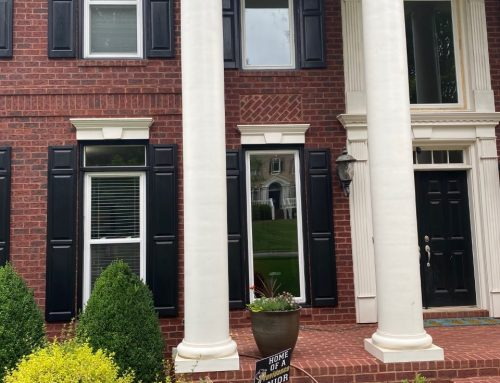 New Windows and Doors Offer Beauty and Energy Efficiency to South Charlotte Home