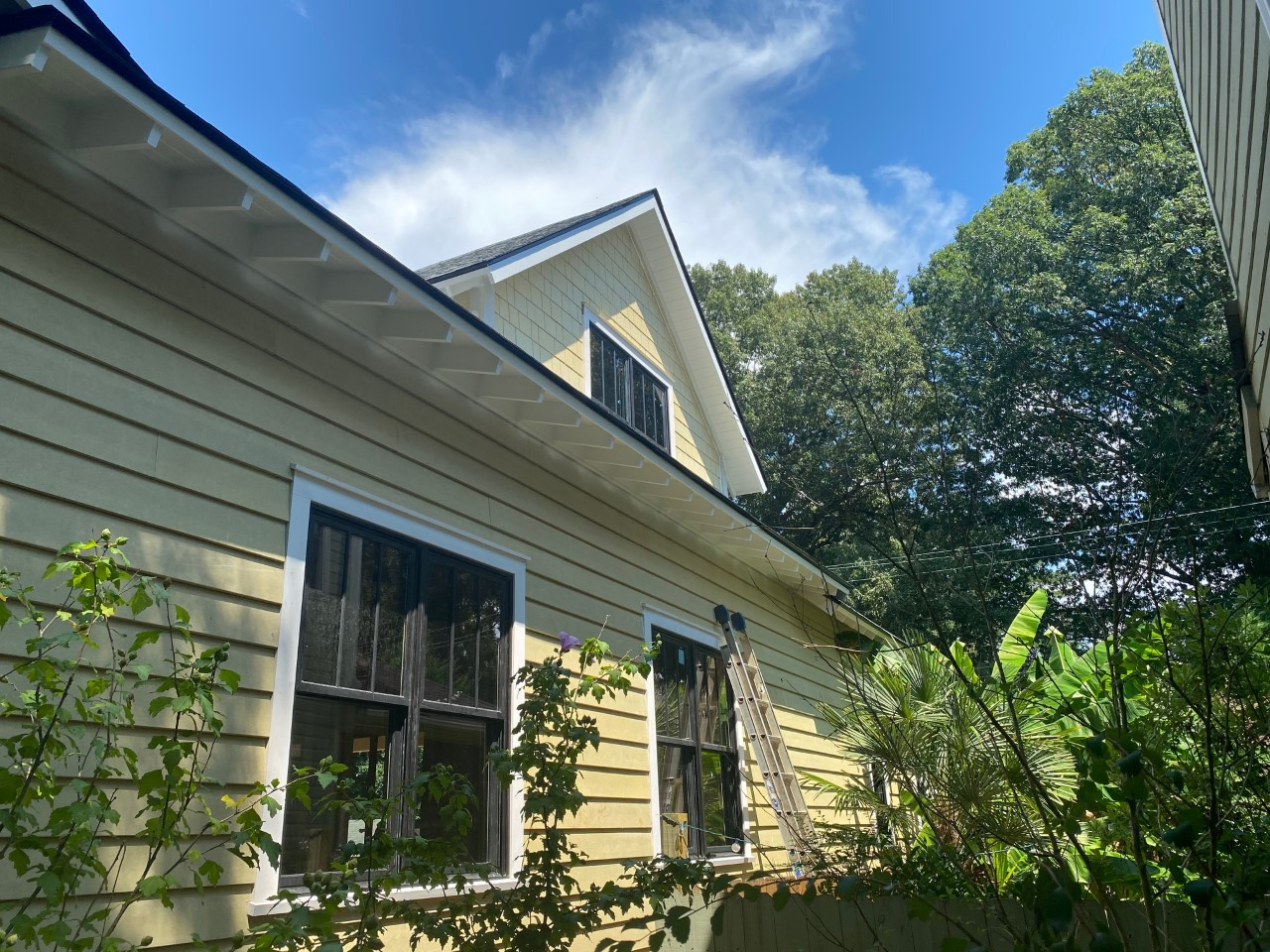charming cottage style home with artisan siding charlotte