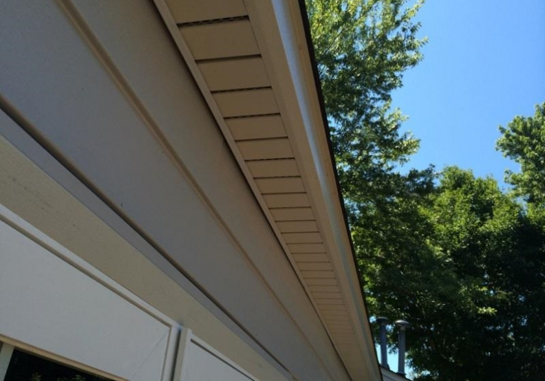 Never underestimate the importance of the fascia and soffits when considering exterior siding replacement on your home!