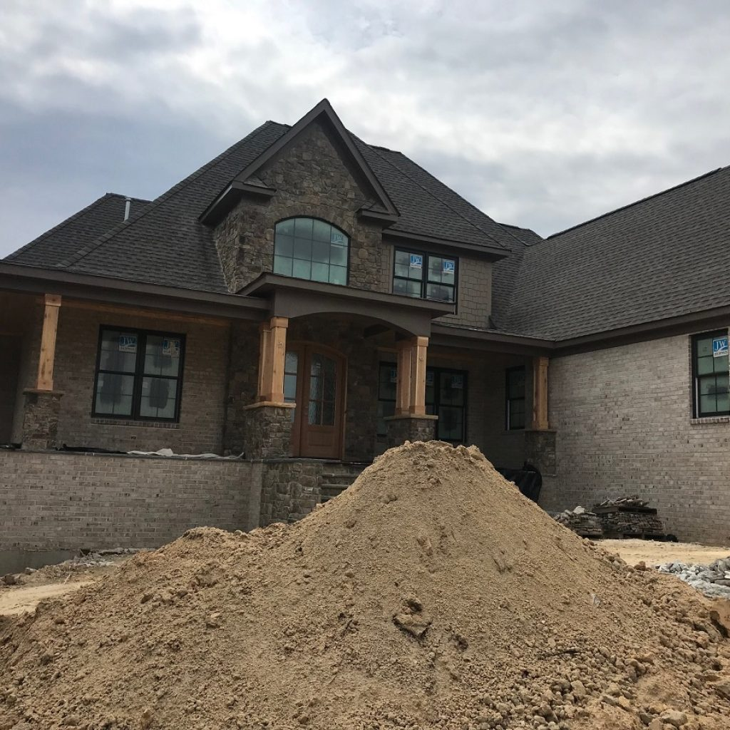 Belk Builders Puts Finishing Touches On New Rock Hill Sc Home S Exterior