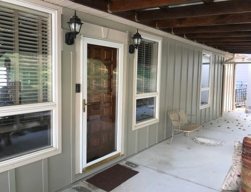 Lake Wylie Home Gets HardiePlank® Board and Batten Siding Farmhouse Makeover!
