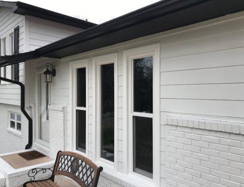 Clean, Crisp Exterior Transforms Concord Home