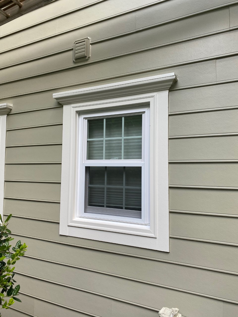 Belk Builders Restores South Charlotte Home with New Siding and Windows