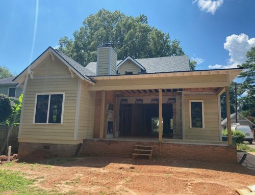 Artisan® Siding by James Hardie Brings Style and Depth to Plaza Midwood Bungalow