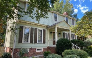 South Charlotte HardiePlank shake siding contractor