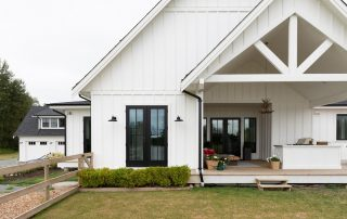 charlotte farmhouse inspired home exteriors