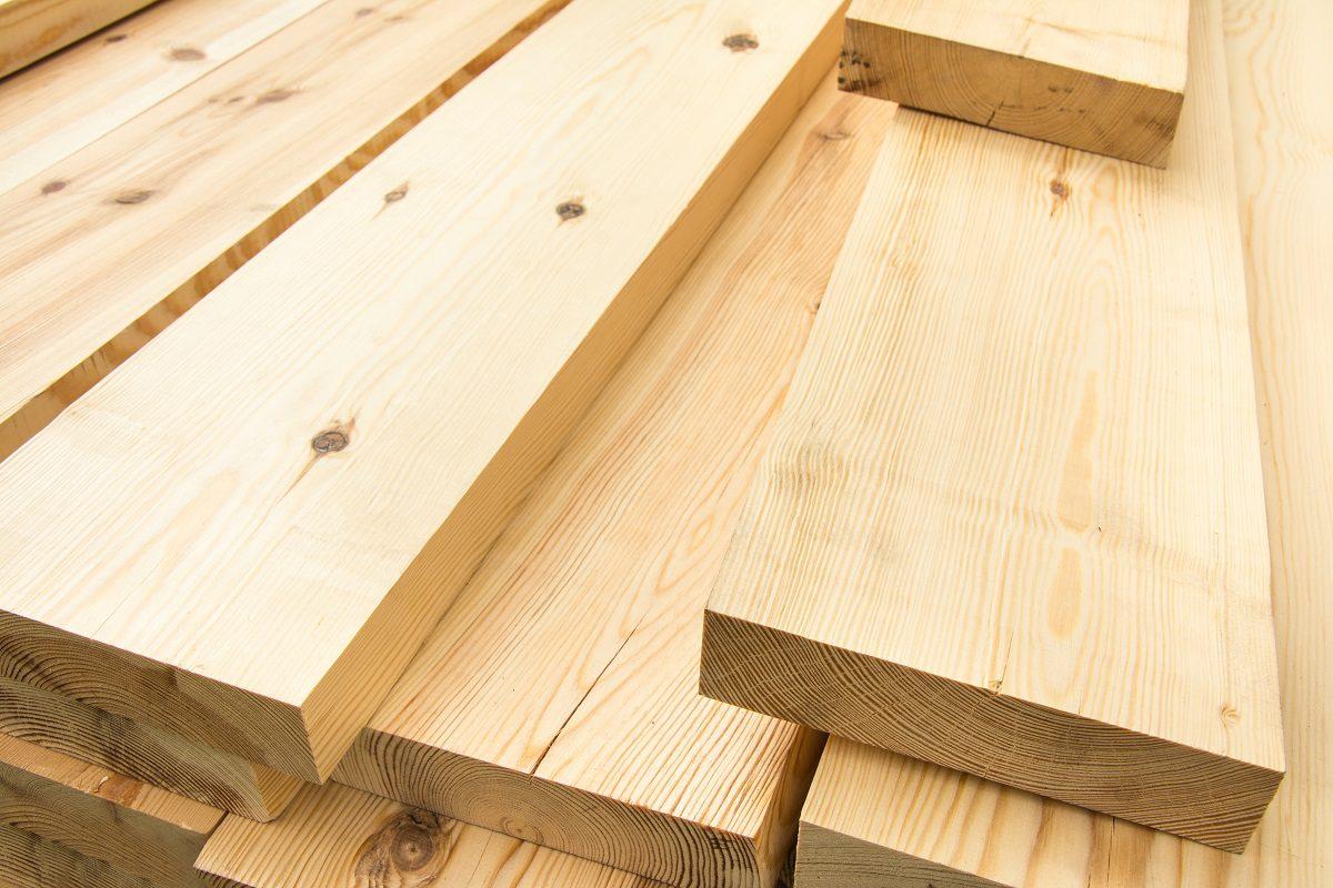 lumber shortage of 2020