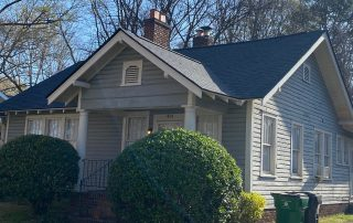 roof replacement in plaza midwood