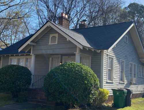 Plaza Midwood Bungalow Gets New Roof, Adding Curb Appeal and Durability