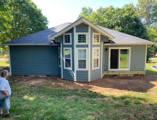 Exterior Updates Bring Structural Integrity and Curb Appeal to Denver, NC Home
