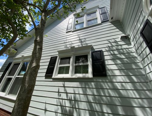 New HardiePlank® Siding and Energy-Efficient Windows Gives Conover, NC Home a Refresh