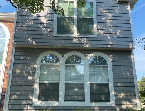 Siding Revamp Gives Charlotte Home a New Look and Protection
