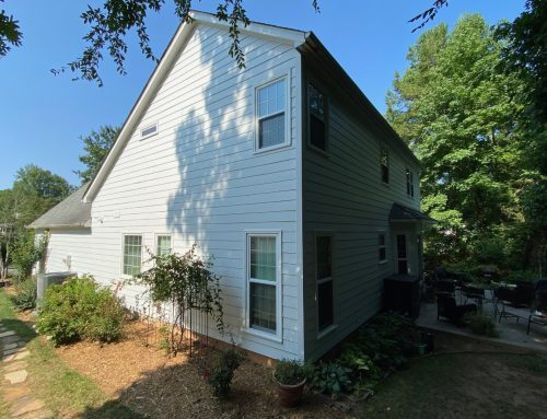 New Windows, Siding, and More Give Charlotte Area Home New Life!